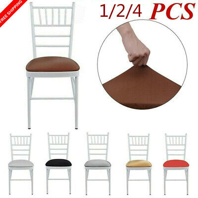 Slip Covers 1 6x Elastic Dining Chair, Dining Room Seat Covers Uk