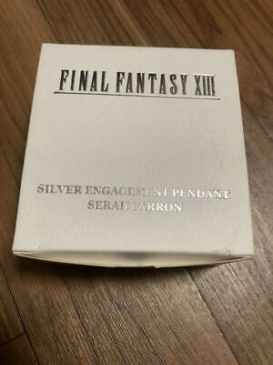 Engage Pendant Serah Necklace FINAL FANTASY XIII Japan Used
