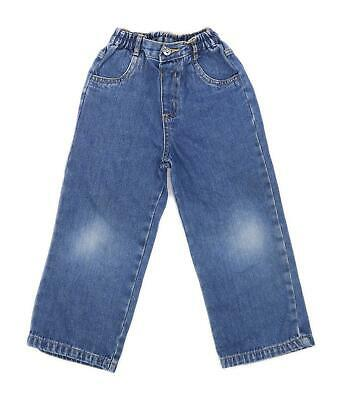 George Boys Blue Jeans Age 3-4 Years