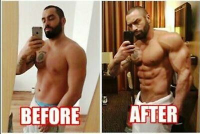 Before after booster testosterone TestoPrime Before/After