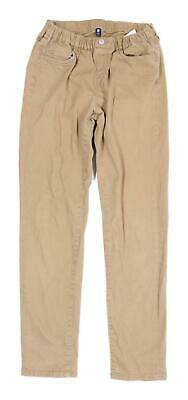 Uniqlo Boys Beige Jeans Age 13 Years