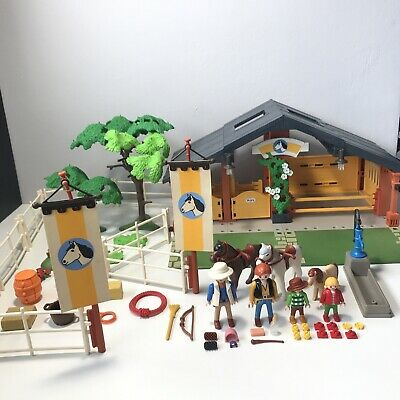 Playmobil Horse Stable 3120 Spare Part 30223560 Replacement Yellow Farm