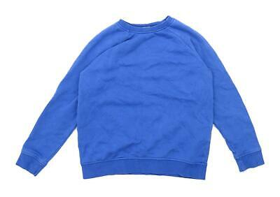 Next Boys Blue Jumper Age 9 Years
