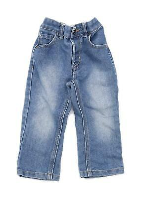 George Boys Blue Jeans Age 2-3 Years
