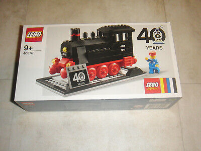 Lego System City 40370 40 Jahre