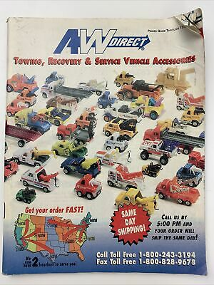 Vintage Aw Direct Catalog Towing Recovery Service Vehicle Accessories 1997 7 74 Picclick Uk Awdirect.com gives tow truck drivers a vast array of options when it. picclick uk