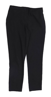 George Boys Black Trousers Age 10-11 Years