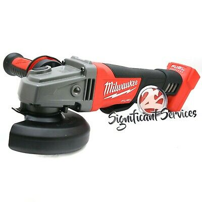 "5/"" Grinder  L89 Milwaukee 2780-20 M18 FUEL 4-1//2/"""