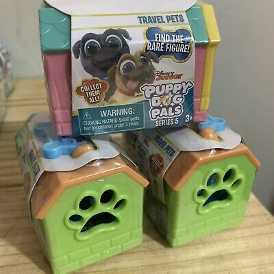 Disney Junior Puppy Dog Pals Series 5 Travel Pets *NEW* 2 /& 3 pack available