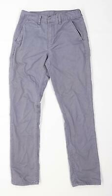 Flipback Boys Grey Button Up Jeans Age 12 Years