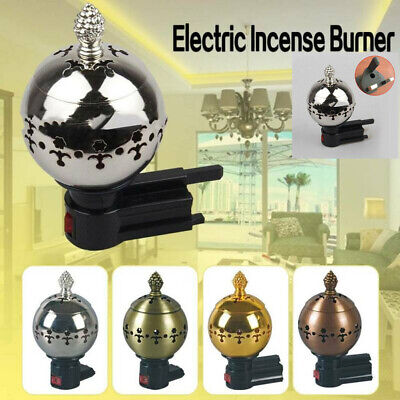 Wireless Electric Incense Plug In Easy to Use Bakhoor Burner Fragrance