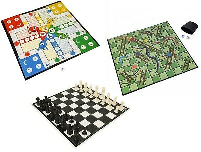Classic Traditional Modern Board Games Family Kids Children Indoor Travel Toys
