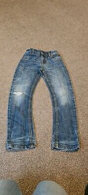 Next Boys Jeans Age 7 skinny fit