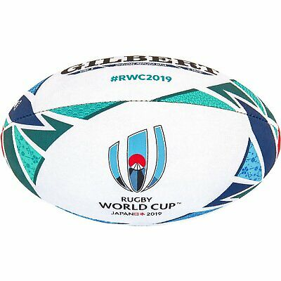 Gilbert 2019 Rugby World Cup Replica Ball No. 5 RWC 2019 From Japan F/S