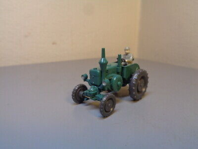 Wiking Germany Vintage Lanz Bulldog Tractor Ho Scale Mint Condition
