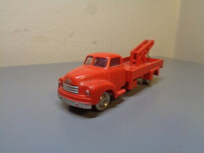 Lego Denmark Vintage 1950'S Bedford Tow Truck Ho Scale Very Rare Item Mint