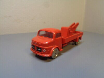 Lego Denmark Vintage 1960'S Mercedes Benz Tow Truck Ho Scale Very Rare Nmint