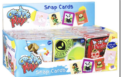 Snap cards in a keep safe tin please use the drop down menu to make your choice