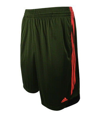 NWT Men's adidas 3G Speed Shorts - Olive Green - Small