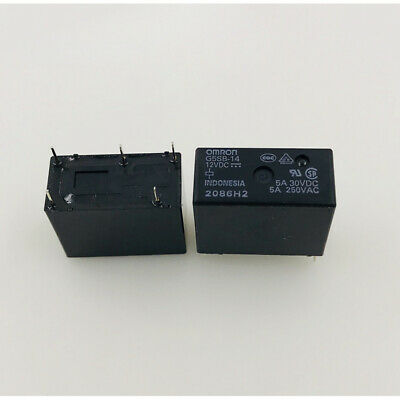 Omron G8FD-2S 12VDC Power Relay 8 Pins