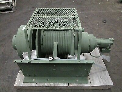New Dp Manufacturing 55,000 # Military Winch