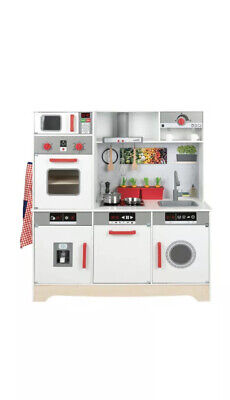 Playtive Junior Wooden Play Kitchen Accessories Lidl High Quality 80 00 Picclick Uk