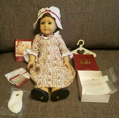 Felicity American Girl Doll Retired Mitts Pattens MUFF ONLY Pleasant Co PC