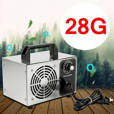 15g//h Ozone Generator Machine Purifier Air Cleaner Disinfect Sterilizer