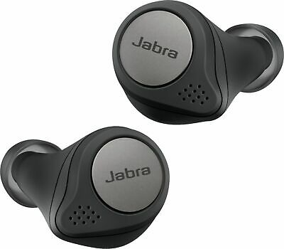 Jabra - Elite Active 75t True Wireless Active Noise Cancelling In-Ear Headpho...