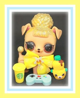 LOL Surprise Pets SERIES 3 Wave 2 Pup Bee 004 ❤️ FREE SHIP over $25