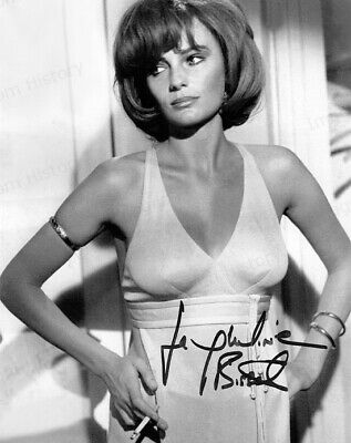 No White or Black Borders #JB04 8x10 Photo What You See is What You get Jacqueline Bisset Photo