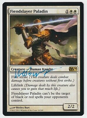 Northern Paladin 4th Edition PLD White Rare MAGIC THE GATHERING CARD ABUGames