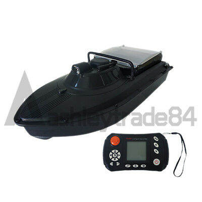 NEW FISDA 10A Remote Control Sonar Fish Finder Fishing Bait Boat with GPS System