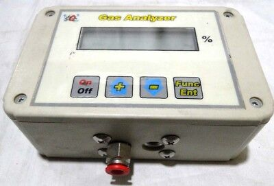 GAS ANALYZER S/N: HPG610061701 Tipo HPG6
