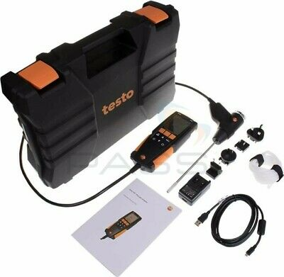 Testo 310 - Flue Gas Analyser (Standard Kit),NEW and SEALED