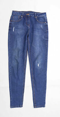 George Boys Blue Jeans Age 11-12 Years