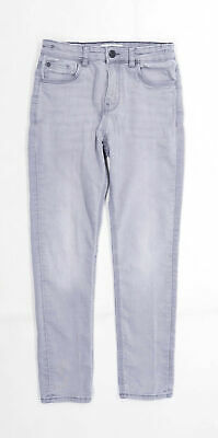 Matalan Boys Grey Jeans Age 10 Years