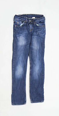H&M Boys Blue Jeans Age 10 Years