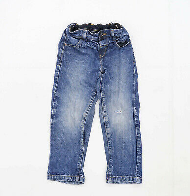 Next boys Blue Jeans Age 4-5 Years