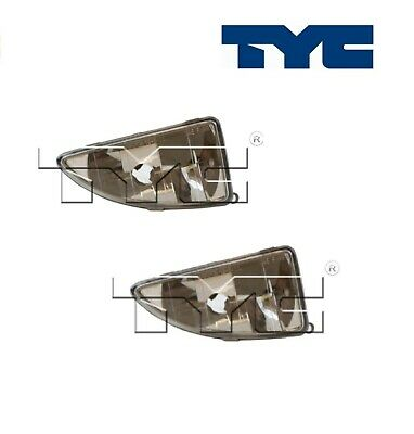 2PCS TYC Fog Light Assembly Fit 2000-2004 Ford Focus