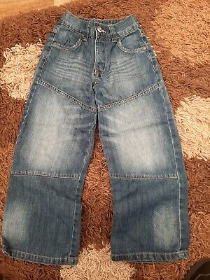 Boys jeans age 5-6 by George. Good condition