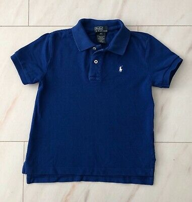 Boys Genuine RALPH LAUREN Polo Shirt - Age 4