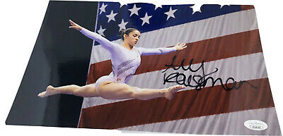 Steiner Sports Certified Laurie Hernandez Aly Raisman /& Gabby Douglas Triple Signed 2016 Medal Stand 20x32 Photo