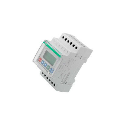 CLI-01 Counter: electronical LCD pulses 99999999 SPDT IP20 F&F