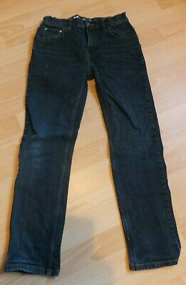 Boys dark blue jeans.  Age 11 years.