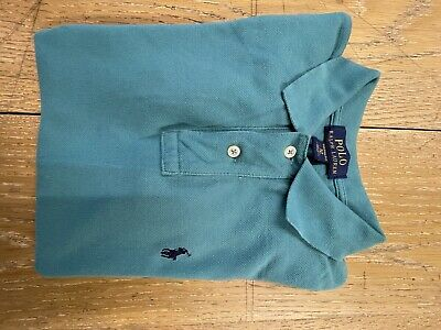 Boys Polo Shirt Ralph Lauren Age 8