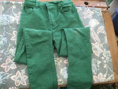 NEXT Green boys jeans 13 yrs
