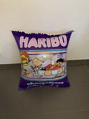PLV Gonflable CHAMALLOWS HARIBO