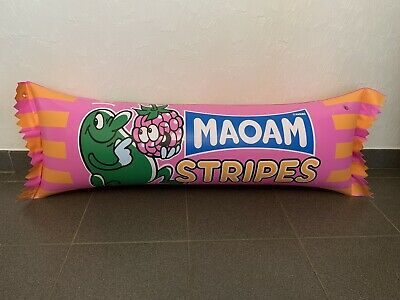 PLV Gonflable MAOAM STRIPES Haribo