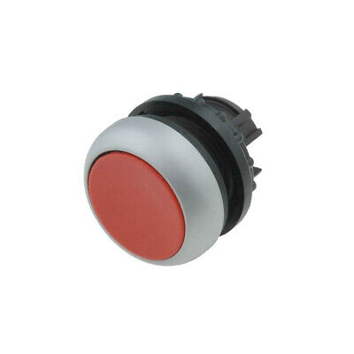 M22-D-R Switch: push-button Stabl.pos: 1 22mm red Illumin: none IP67 EATON ELECT